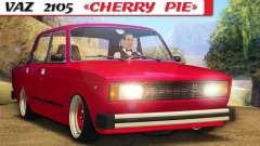 VAZ 2105 Cherry Pie