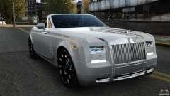 Rolls-Royce Phantom Convertible 2012 pour GTA 4