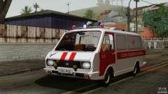 RAF 22031 Latvija Krankenwagen
