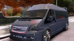 Ford Transit Sport Edition RV 2013