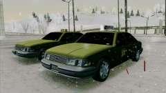 SA Taxi HD de GTA 3