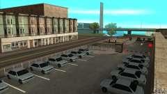 Renouvellement des auto-écoles dans San Fierro V