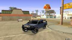 Toyota Hilux Rally Version pour GTA San Andreas
