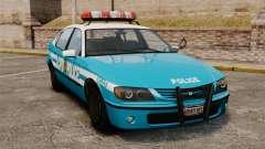 Declasse Merit Police Cruiser ELS