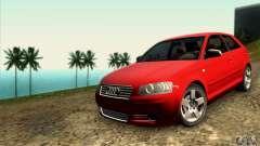Audi A3 Tunable