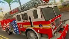 Seagrave FDNY Ladder 10 für GTA San Andreas