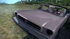 Ford Mustang Convertible 1964 pour GTA San Andreas