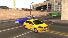 Fiat Linea Taxi