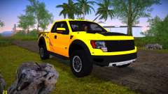Ford F-150 SVT Raptor für GTA Vice City