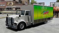 Die neue Werbung für Benson LKW
