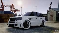 Range Rover Sport RR SCHEARZ für GTA 4