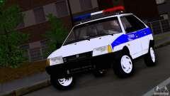Police Vaz 2109