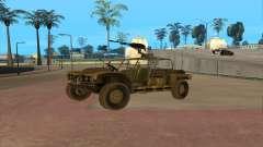 FAV-Buggy von Battlefield 2
