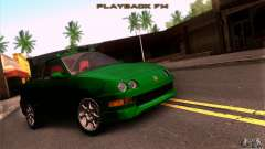 Honda Integra Tunable für GTA San Andreas