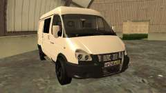 GAZ 2752 Sobol Business pour GTA San Andreas