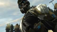 Crysis 3 The Hunter skin pour GTA 4
