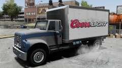 La nouvelle publicité pour camion Yankee