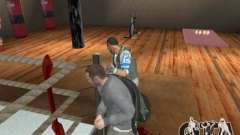 Le système de combat de GTA IV V 2.0