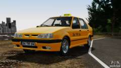 Taxi Renault 19