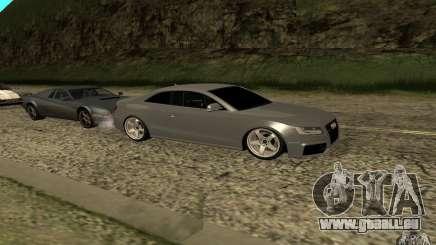 Audi RS5 für GTA San Andreas