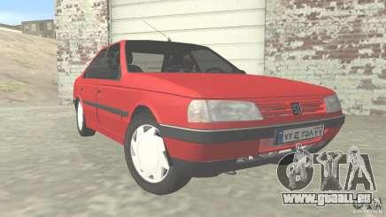 Peugeot RD 1600i pour GTA San Andreas