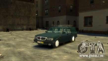 GAS 310221 Wagon für GTA 4