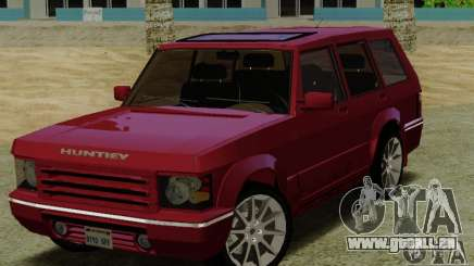 Huntley Freelander pour GTA San Andreas