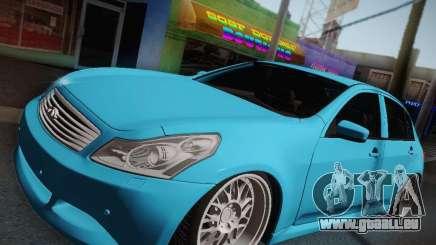Infiniti G37 Sedan für GTA San Andreas