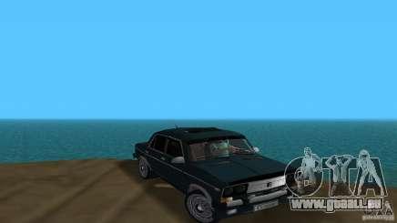 VAZ 2106 pour GTA Vice City