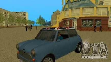 Mini Cooper 1965 pour GTA San Andreas