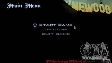 Patch für GTA San Andres Steam V 3.00 für GTA San Andreas