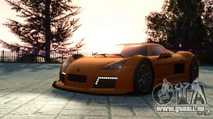 Gumpert Apollo Sport 2011 v2.0 pour GTA 4