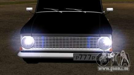 Moskvitch 408 Extra Style für GTA San Andreas