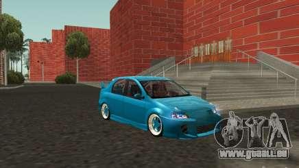 Renault Logan für GTA San Andreas