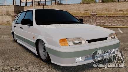 VAZ-2114 für GTA 4