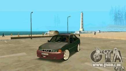 Daewoo Nexia Tuning für GTA San Andreas