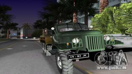 ZIL-157 pour GTA Vice City