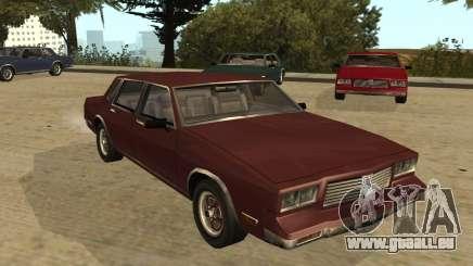 Eon Tahoma für GTA San Andreas