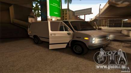 Chevrolet Van G20 pour GTA San Andreas