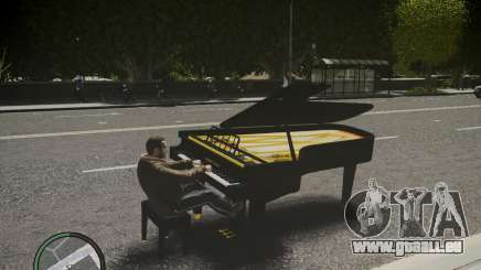 Crazy Piano für GTA 4