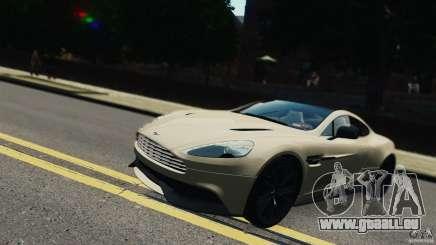 Aston Martin Vanquish 2013 pour GTA 4