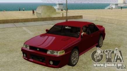 Sultan SRX für GTA San Andreas