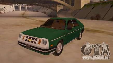 Chevrolet Chevette 1976 pour GTA San Andreas