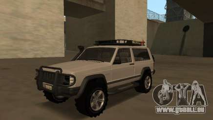 Jeep Cherokee Sport pour GTA San Andreas