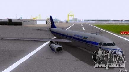 Airbus A-319 Azerbaijan Airlines pour GTA San Andreas
