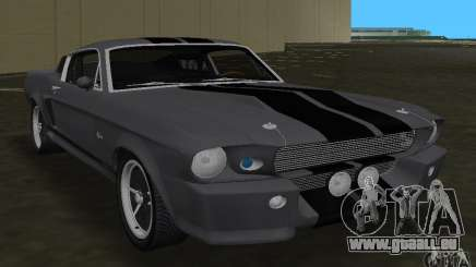 Shelby GT500 Eleanor pour GTA Vice City