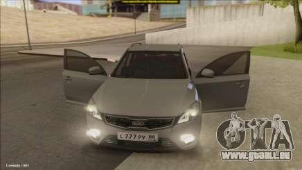 Kia Ceed SW pour GTA San Andreas