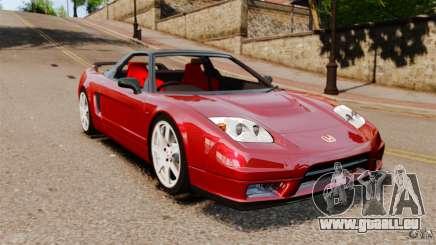 Honda NSX-R (NA2) 2005 für GTA 4