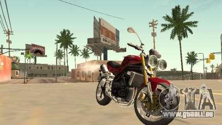 Bike Triumph pour GTA San Andreas