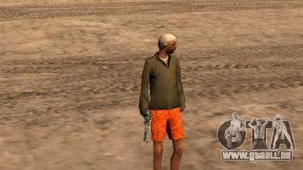 Skin id 212 pour GTA San Andreas